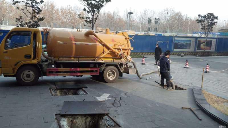 武汉市政管道疏通