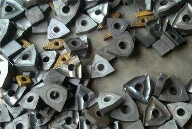 废旧合金钢回收