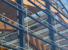 点式玻璃幕墙