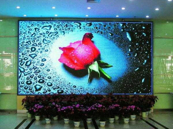 重慶室內LED顯示屏