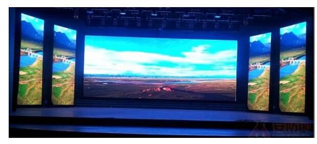 重庆室内LED显示屏安装
