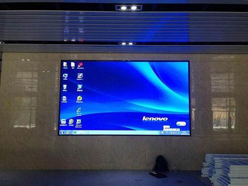 重慶LED電子顯示屏安裝
