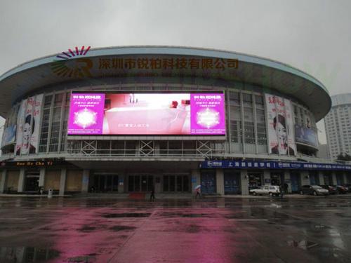 重慶戶外led顯示屏廠家