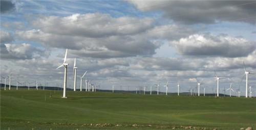 昆明风力发电工程