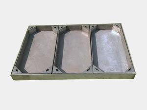 不锈钢矩形井盖