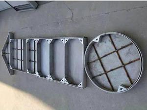 不锈钢异型井盖