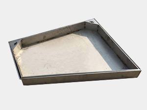 不锈钢梯形井盖