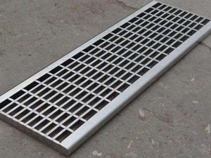 不锈钢格栅盖板