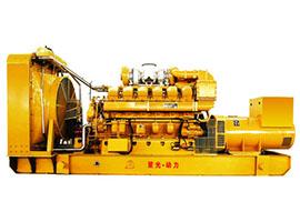 济柴发电机组厂家