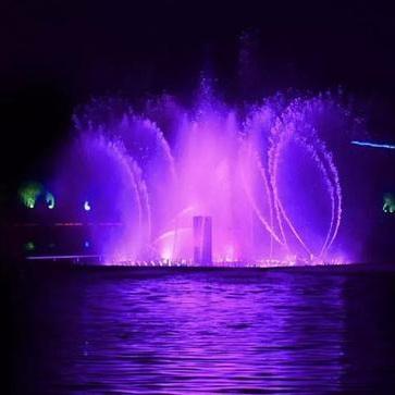 水舞灯光秀