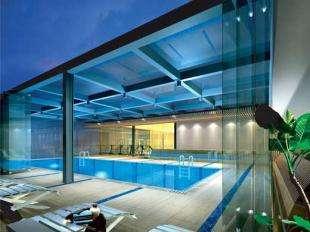 酒店泳池净化