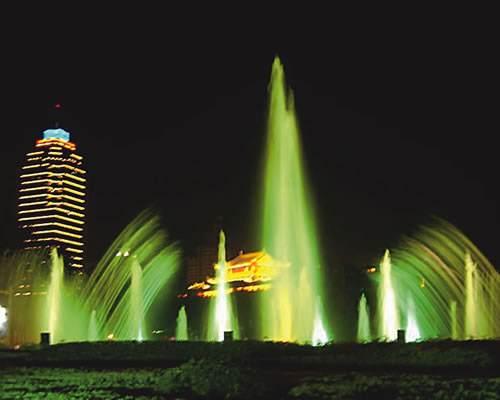 程控喷泉工程
