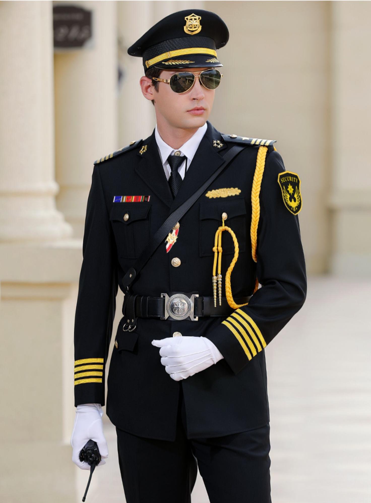 21年保安服
