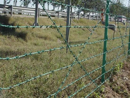 云南刺绳护栏