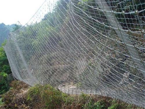 云南边坡防护网价格