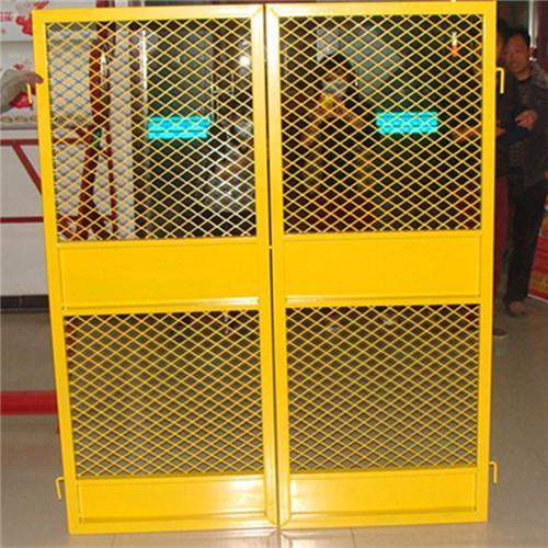 电梯防护门价格