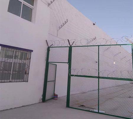 监狱高压电网建设