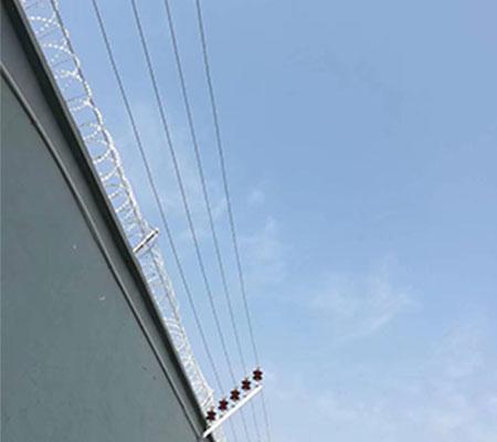 看守所监狱高压电网