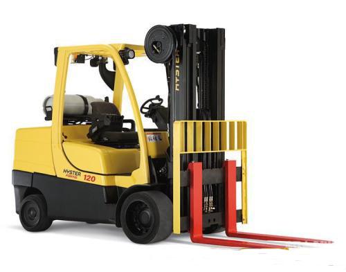 省空间型LPG平衡重式叉车