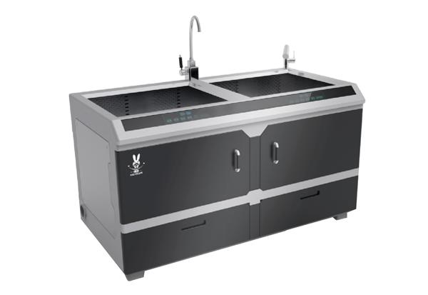 潇逸水槽洗碗机