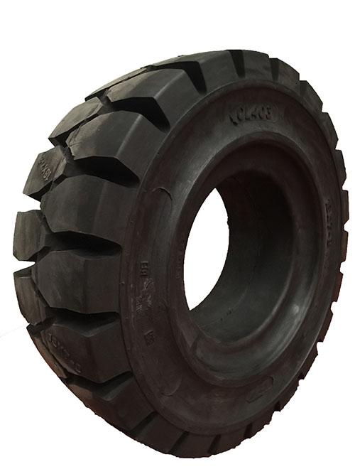 叉车轮胎保养