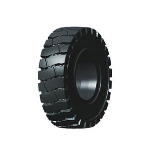 载重型实心轮胎