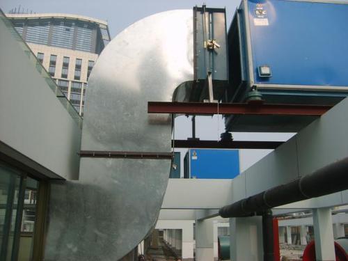重庆排烟风机风柜清洗