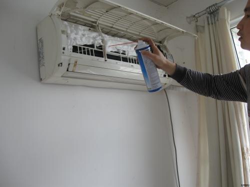 重家庭空调清洗