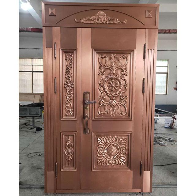 子母铜门销售