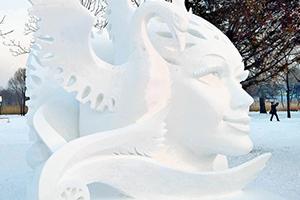 冰雪雕塑设计