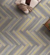 pvc方块地毯