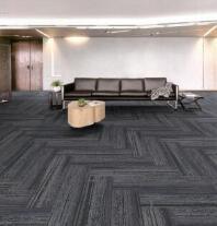 防静电方块地毯
