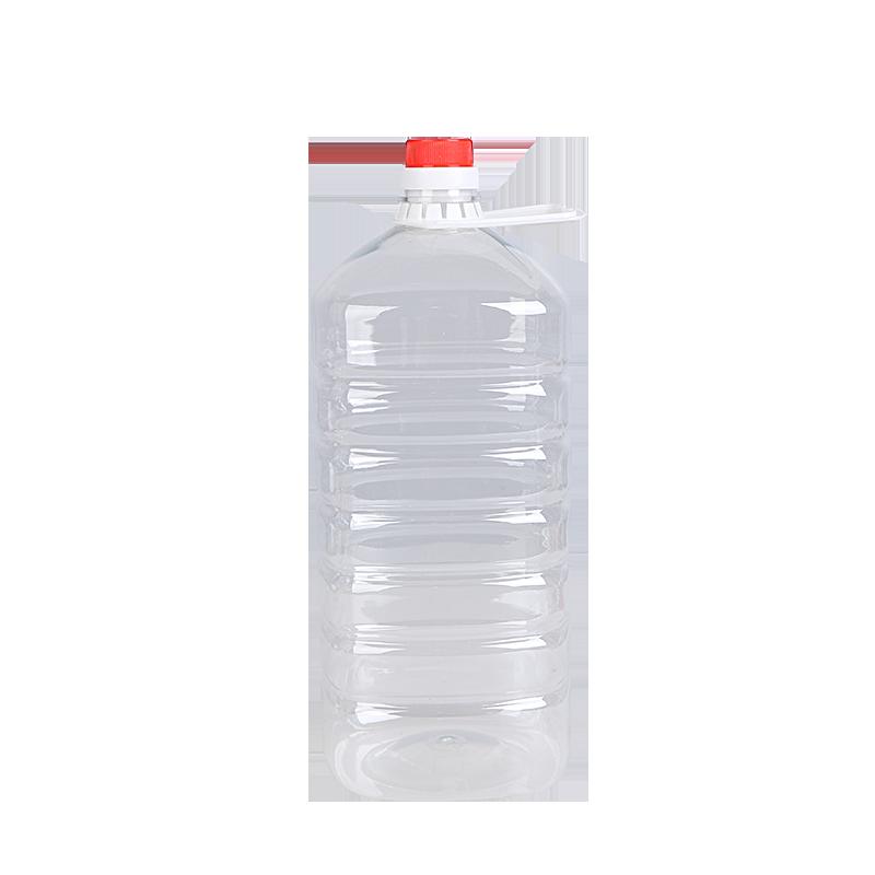 透明食品包装瓶