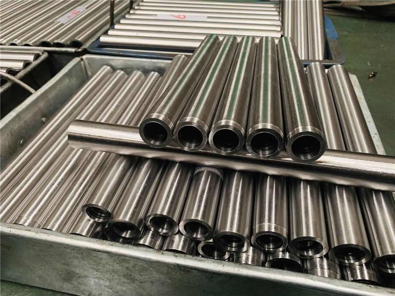航天級高溫合金管坯深孔加工