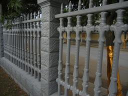 金剑型围栏