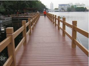 重庆仿木桥梁栏杆