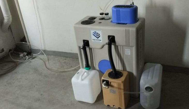 工业用油水分离器