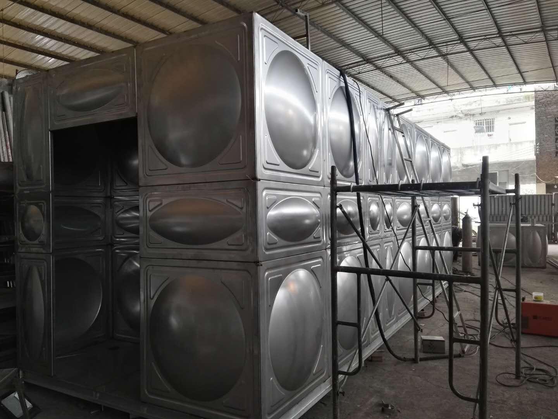 污水处理器现场施工