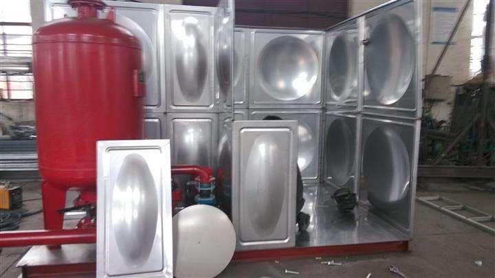 重庆消防水箱