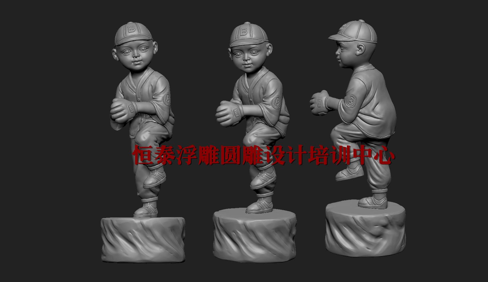 恒泰雕刻作品