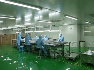 电子厂净化车间工程展示