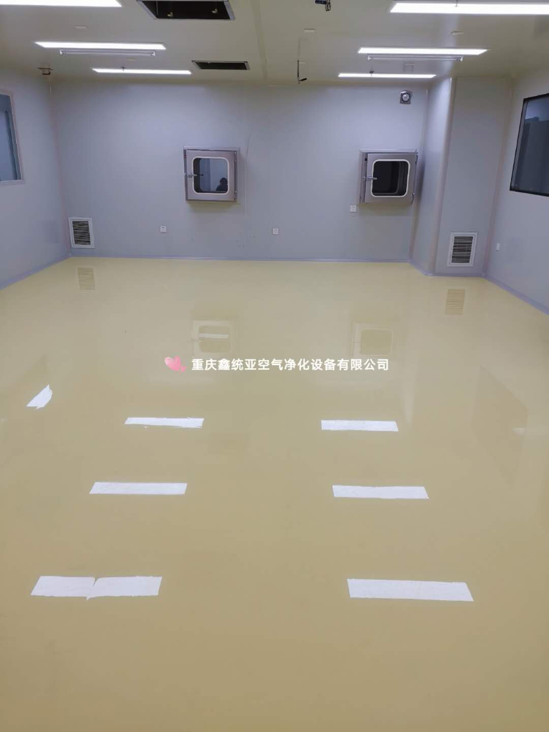 优康森医疗科技(重庆)有限公司净化车间图片