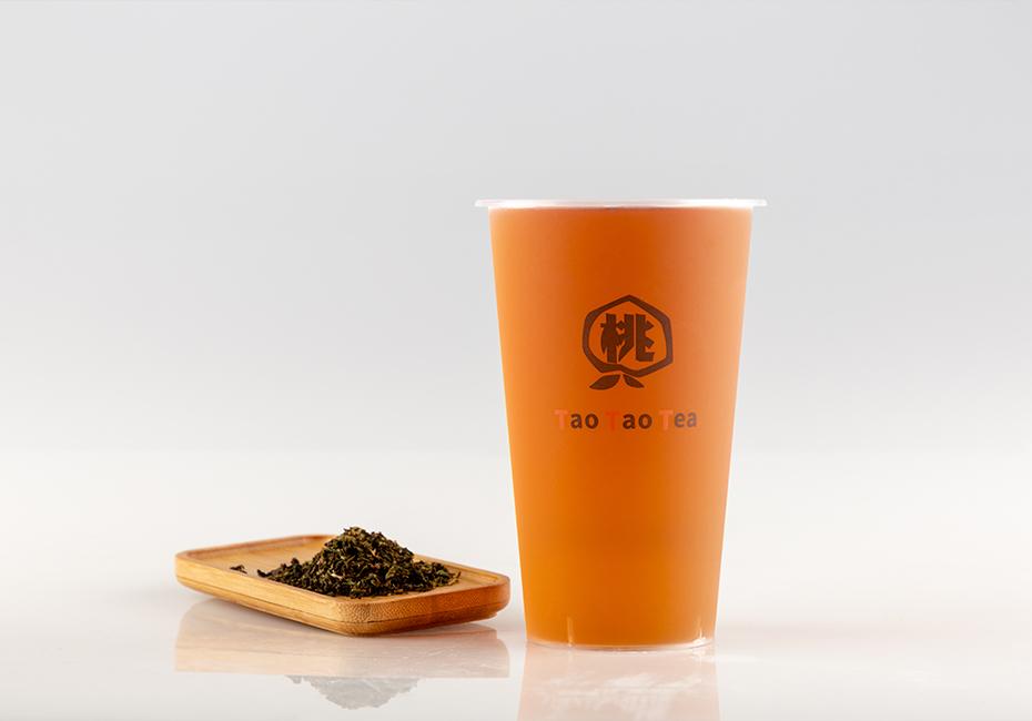 桃二熹新式茶饮
