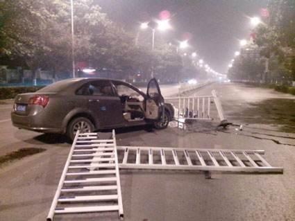 重庆交通事故维权
