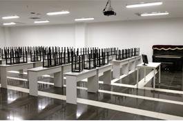 艺考培训教室环境