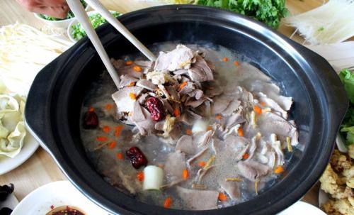 重庆牛肉汤锅