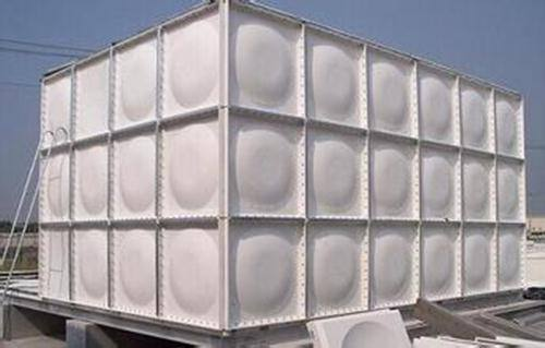 节能玻璃钢水箱厂