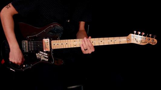 电吉他培训