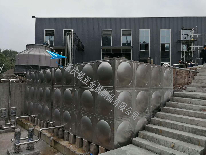 贵州赤水纯水厂水箱