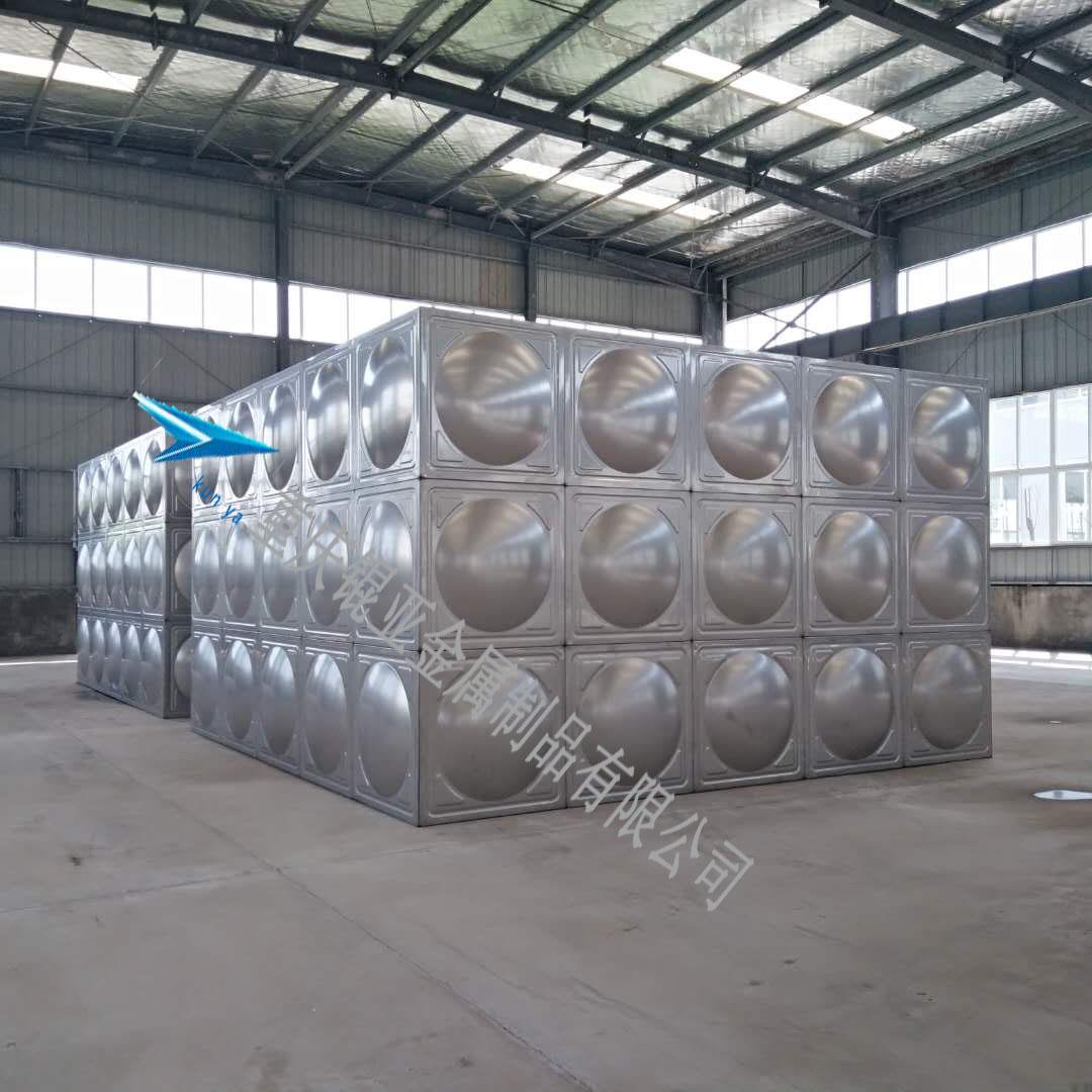 合川厂房水箱
